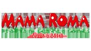 Адреса объектов переданный в работу рестораном MamaRoma