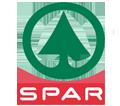 Адреса объектов переданных в работу магазином SPAR