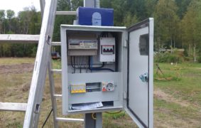 Подключение электроснабжение частного домаПодключение электроснабжение частного дома