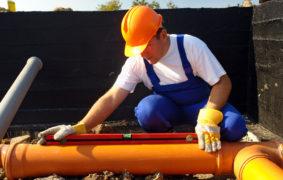 Монтаж системы водоотведения Санкт петербург
