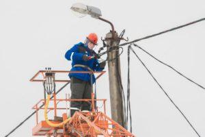 Технологическое подключение к электросетям