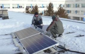 солнечная электроэнергия для школ