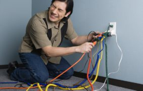 Опасность электрики