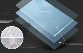 Умное стекло накапливает электроэнергию