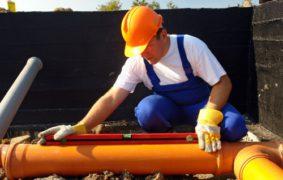 Монтаж сетей водоснабжения